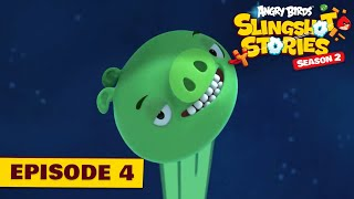 Angry Birds Slingshot Stories S2 | When Pigs Fly Ep.4