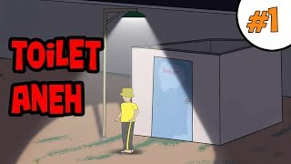 Kartun Lucu Mobile Legends; Toilet Aneh