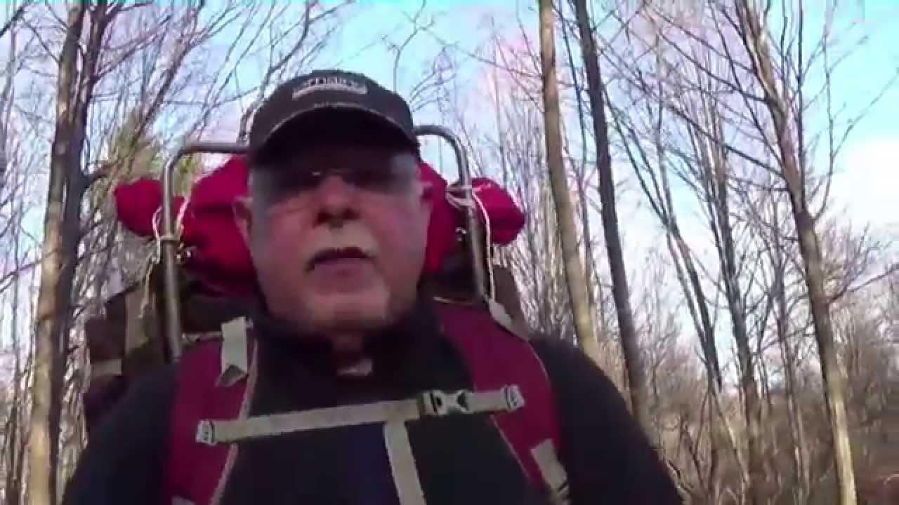 Kelty Trekker 65 External Frame Backpack - YouTube