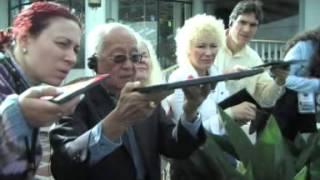 Обучение фэншуй. Выпускной в Академии Фэншуй Грандмастера Яп Чен Хая. 2006 год