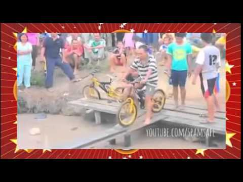 Download bike on the small bridge,comedy [funny] khmer funny