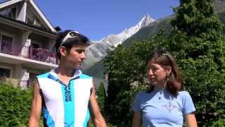 Sage Canaday Pre-2015 Ultra-Trail du Mont-Blanc Interview