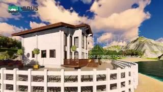 Деревянный дом. Проекты домов из клееного профилированного бруса(, 2016-07-15T10:56:35.000Z)