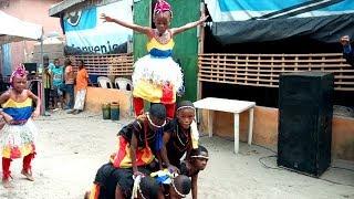 THE ATILOGWU DANCE    BY SUNNYFIELD PUPILS