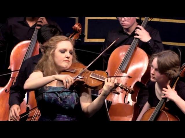 05 Davis High Baroque Ensemble Violin Concerto op3 no 12, The Harmonic Labyrinth Locatelli