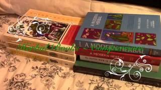 Herbal Books ~ Comparisons