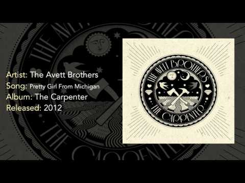 The Avett Brothers - Pretty Girl From Michigan [HQ]