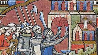 """Huon de Saint-Quentin - Crusader song """"Jerusalem se plaint et li pais` (1221)"""