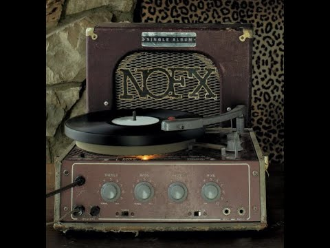 "NOFX release new song ""F**k Euphemism"" off new album ""Single Album"""