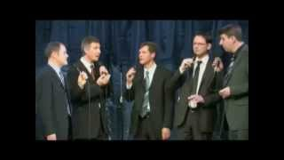 "Acappella Cover ""Sweet Fellowship"" Harmony Quartet"
