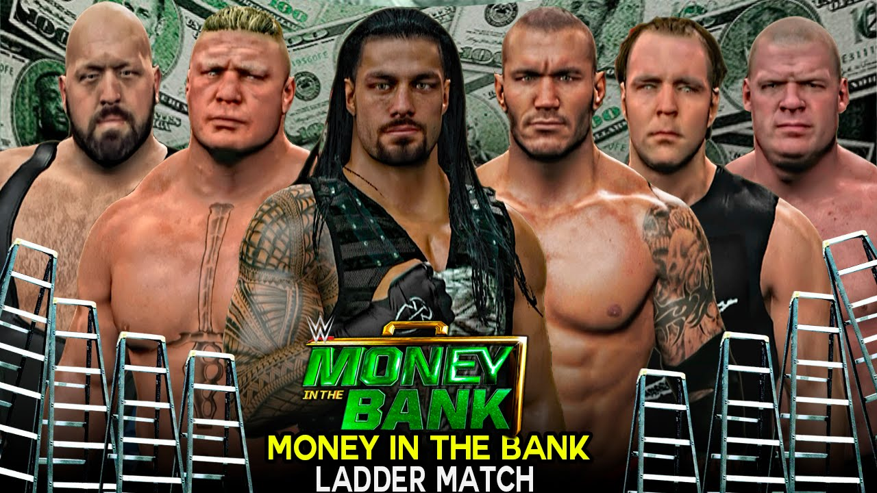 money in the bank - photo #34