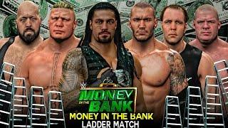 WWE Money In The Bank 2015 - Briefcase Ladder Match - WWE Money In The Bank 2015 Match