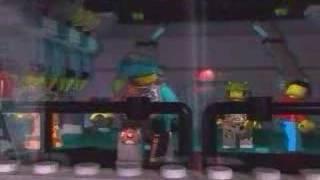Lego Rock Raiders Intro Movie