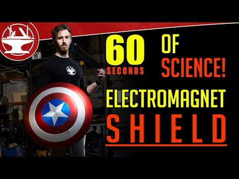 60s of Science: How Does the Electromagnet Shield Work?