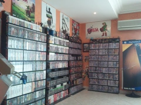 Video Game Collection / Game Room / 2100+ Games