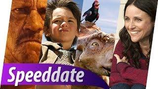 Movie-Speed-Dating - Machete killt Belle & genug Dinosaurier