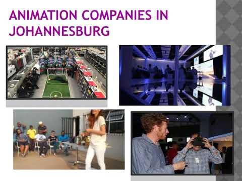 Media Companies In Johannesburg