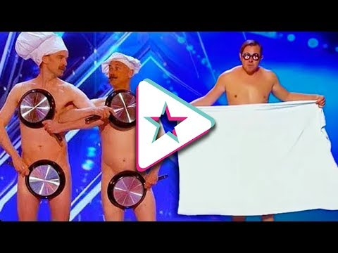 SUPER Risqué Auditions From Across The World That Had The Audience In Hysterics!