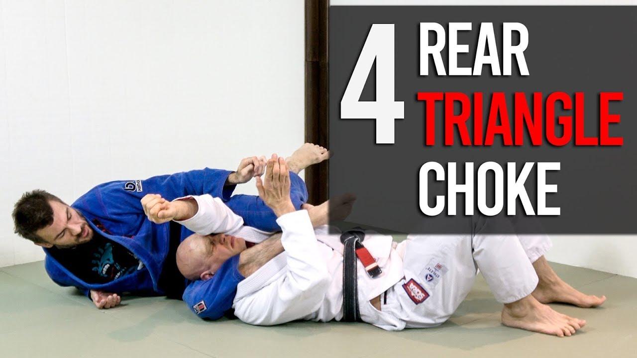 Systematically Attacking Using Brazilian Jiu Jitsu