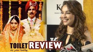 Toilet ek prem katha review by madhuri will amaze you