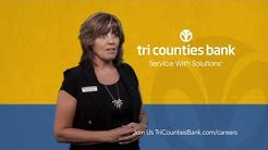 Employee Testimonials - The work culture at Tri Counties Bank