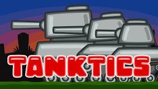 German Tanks All episodes of Tanktics | Cartoons About Tanks