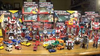 G1 Transformers Review: The Autobot Army