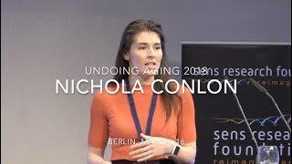 Nichola Conlon at Undoing Aging 2018