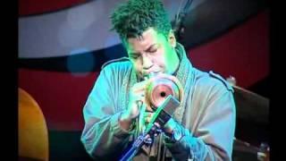 Christian Scott - The Eraser - Bridgestone Music Festival '10