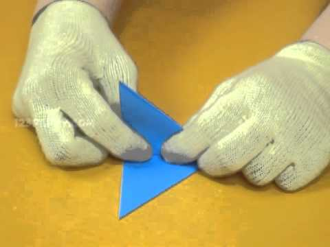 How to make a paper fish youtube for How to make fish