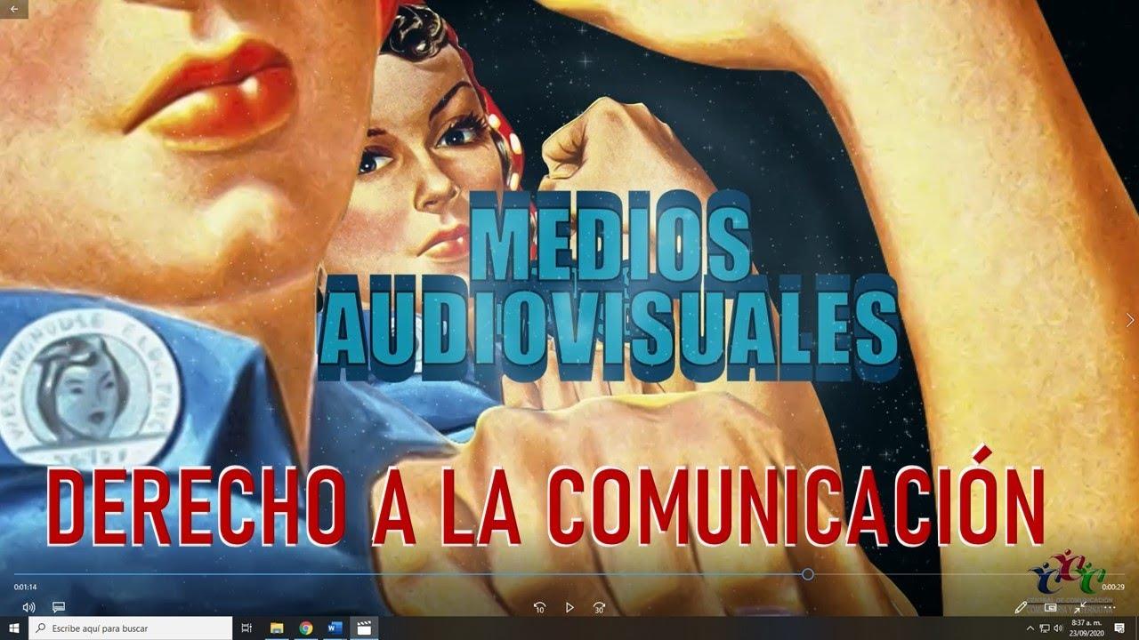 POR EL DERECHO A LA COMUNICACIÓN, UNIDOS POR EL BIEN DE TODOS LOS MEDIOS COMUNITARIOS Y ALTERNATIVOS