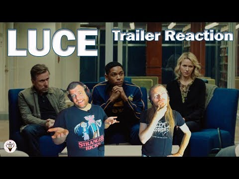 """Luce"" 2019 Thriller Movie Trailer Reaction – The Horror Show"