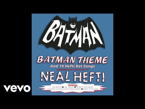 Neal Hefti & his Orchestra and Chorus  Batman Theme Audio