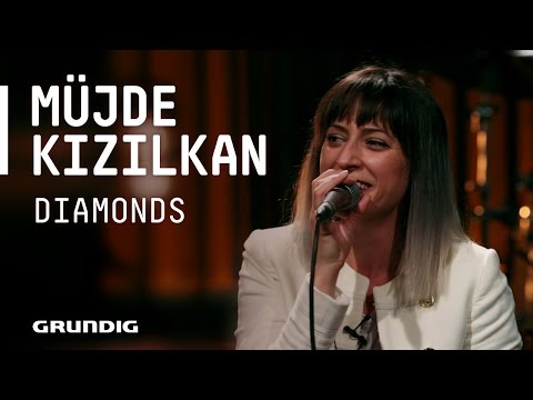 Müjde Kızılkan @Akustikhane - Diamonds (Rihanna Cover) #Akustikhane #sesiniaç