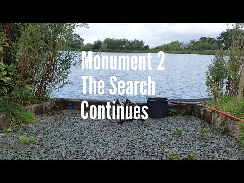Summer Carp Fishing The Search For A UK 40 Monument 2 Part 6