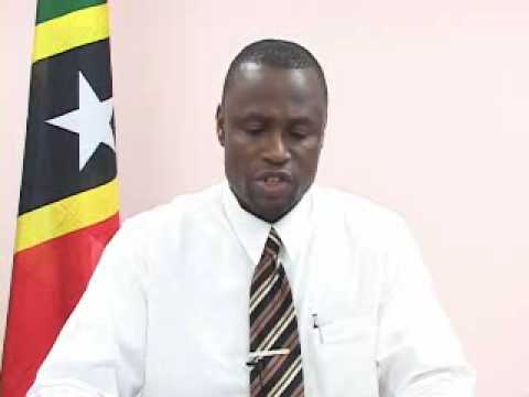 St. Kitts & Nevis Post-Cabinet Briefing by Nigel Carty (April 19, 2010)