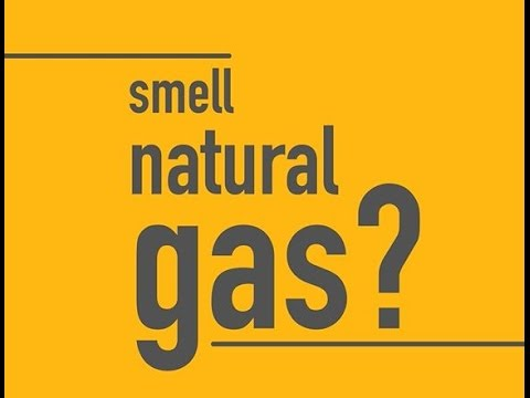Does Natural Gas Smell