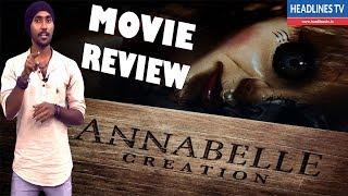 Annabelle Creation   Hollywood English Movie   Tamil Review   HEADLINESTV