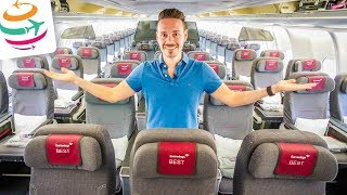 Mit Eurowings BEST von Düsseldorf nach New York A330-300 | YourTravel.TV