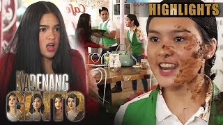 Cassie (Francine Diaz) throws coffee at Marga (Andrea Brillantes). (With English Subtitles) Subscribe to the ABS-CBN Entertainment channel!