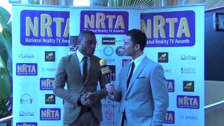 National Reality TV Awards Show 2012 | Jordan Kensington Interview | AfterBuzzTV