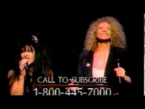 Carole King - Way Over Yonder 'Live' duet with Brie Howard Darling