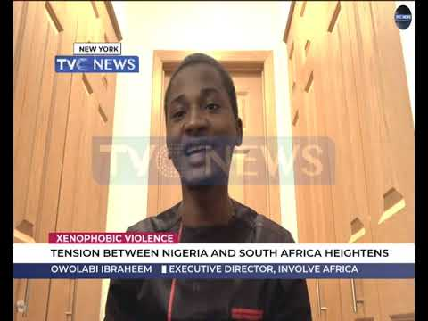 Nigerians in South Africa demand an end to xenophobic attacks
