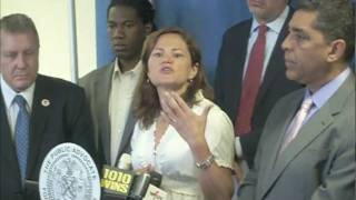 Melissa Mark-Viverito Speaks about NYC's Stop & Frisk Database