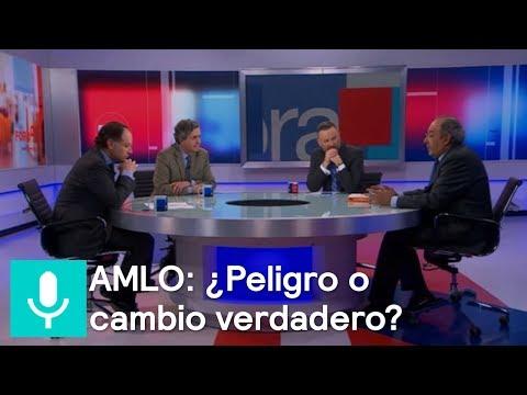 AMLO: ¿Peligro o cambio verdadero? Trump, TLCAN y elecciones en México - Es la hora de opinar