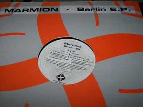 Marmion - Schöneberg (Berlin E.P.)