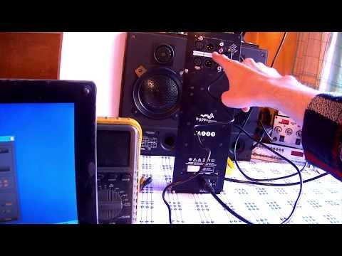 DIY Сlass-D: Hypex UcD NCore + DSP ADAU1450