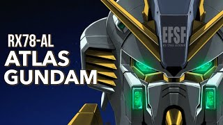 [Super high performance machine in the parallel world] RX-78AL Atlus Gundam [MS explanation]