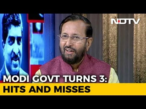 The NDTV Dialogues With Prakash Javadekar