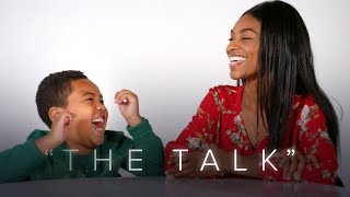 "Kids Get ""The Talk"" Captured in Slow Motion 